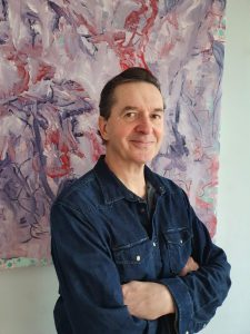 Maurice Quillinan - curator - artist