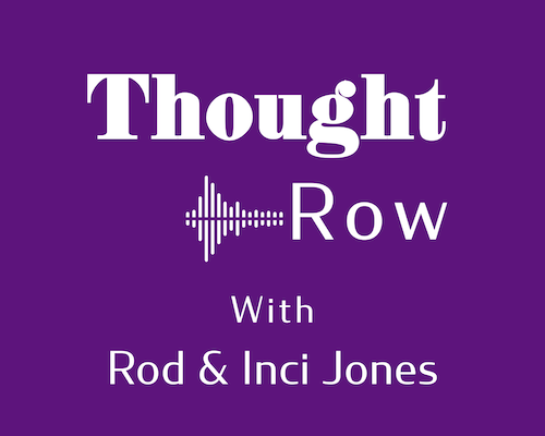 Thought Row Podcast Cover art
